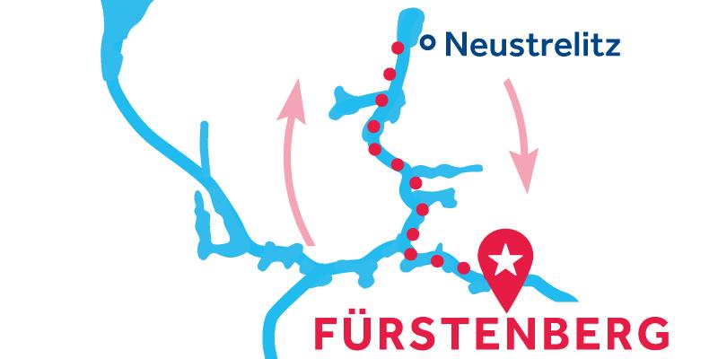 Fürstenberg über Neustrelitz