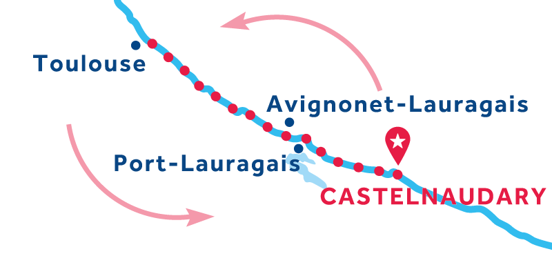 Castelnaudary Return