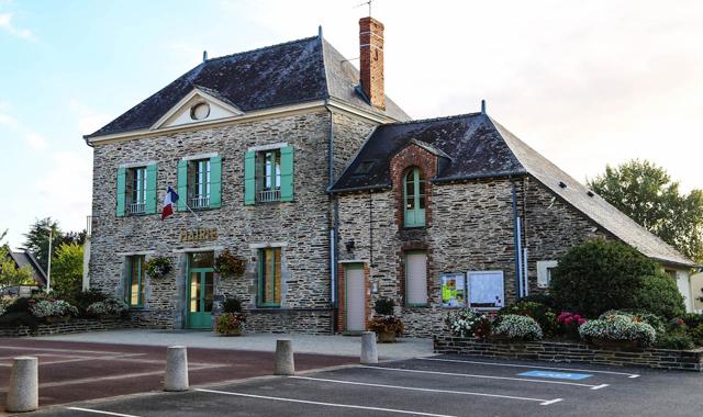 Bretagne Haus