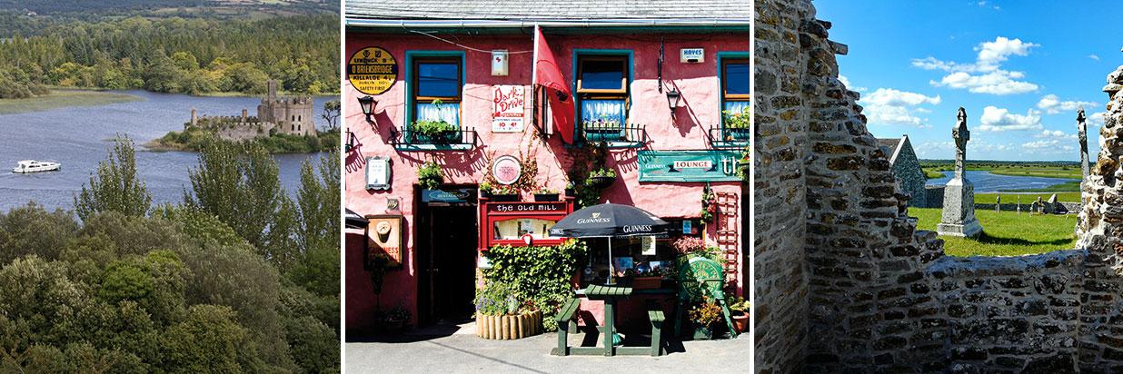 Irland - eine grüne Insel zum Wohlfühlen