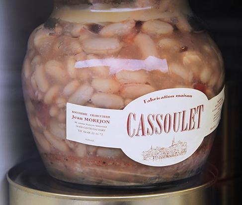 Das traditionelle Cassoulette