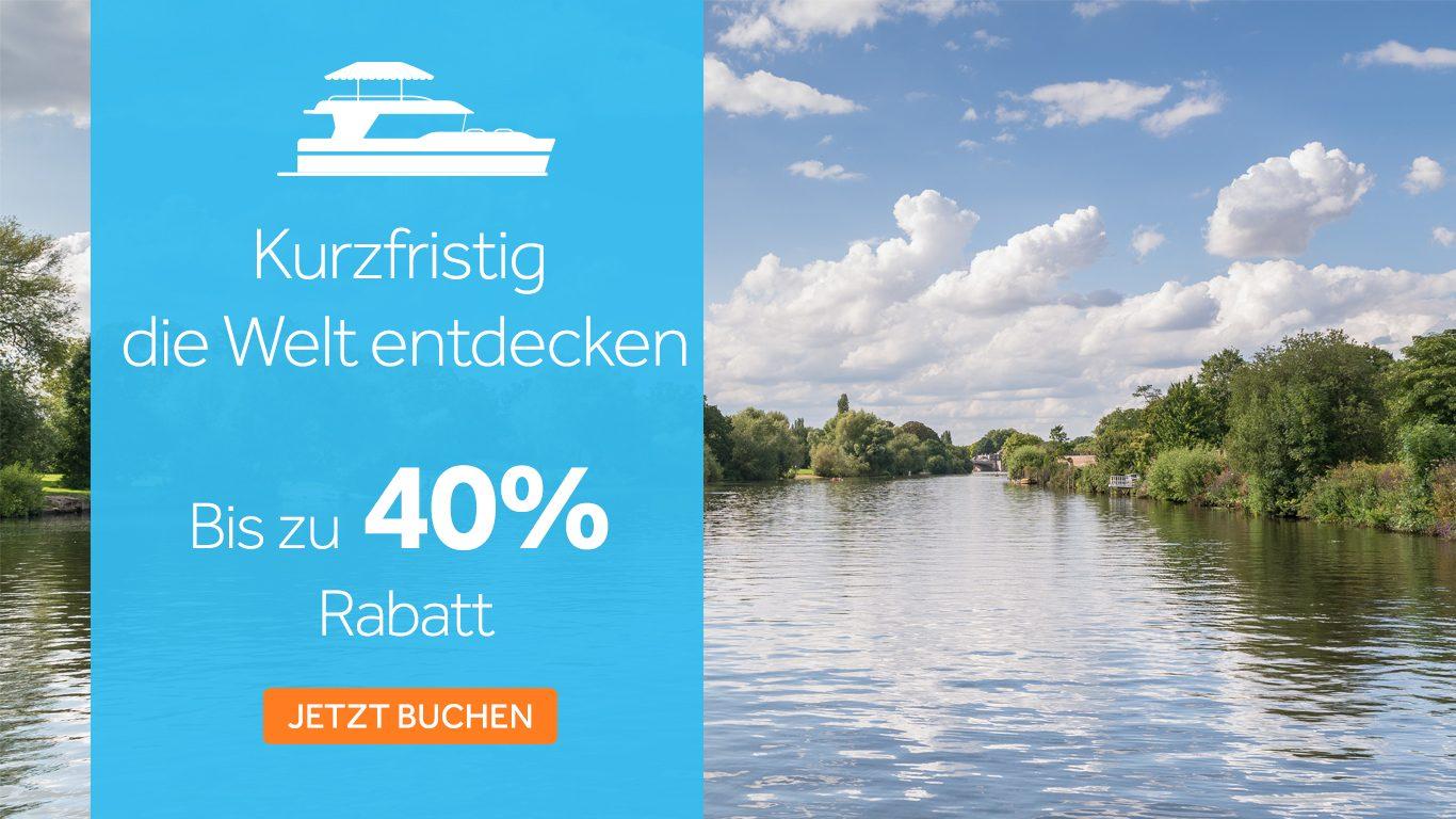 Ausgewählte Einwegfahrten - bis zu 40% sparen