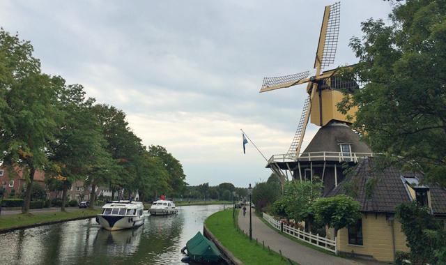 Windmühlen Niederlande