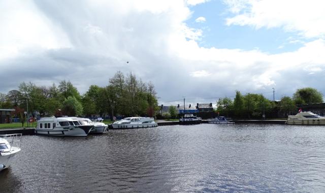 Le Boat Irland Portumna Banagher