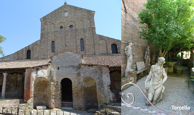 Römische Bauwerke in Torcello