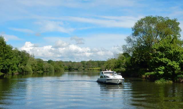 Leboat Bootfahren Franche Comte Ray sur Saone