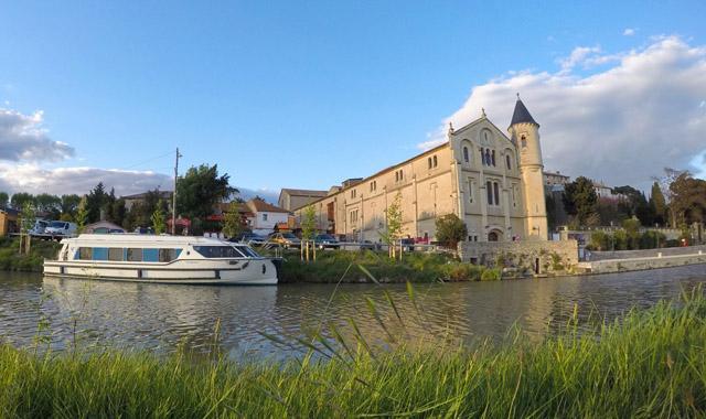 Canal du Midi, Südfrankreich