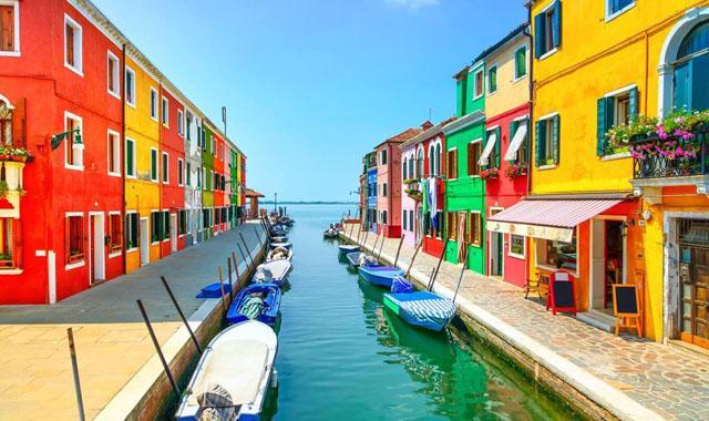 Venezianische Lagune und Friaul, Italien