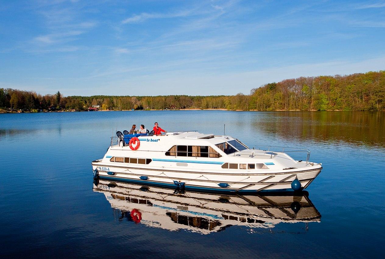 Hausboot mieten in Brandenburg