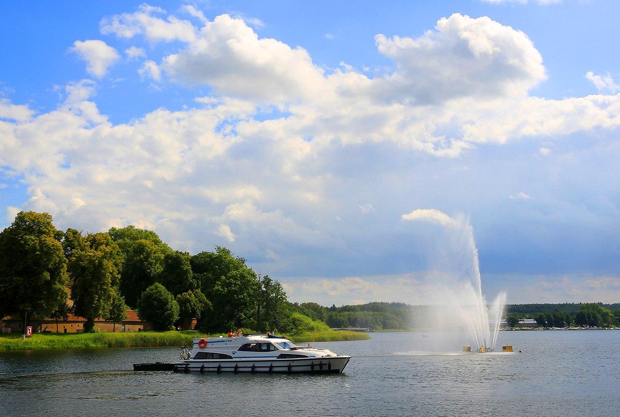 Hausboot mieten in Mecklenburg