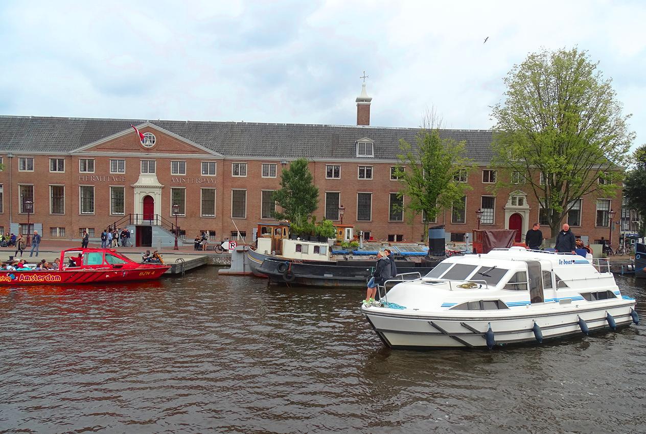 Hermitage Amsterdam, Niederlande