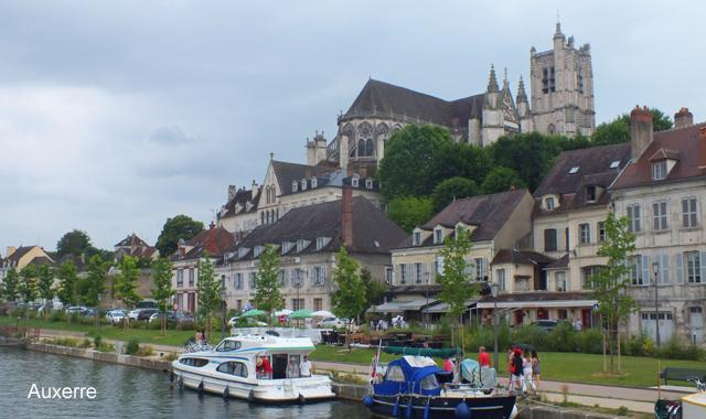 Auxerre Kathedrale