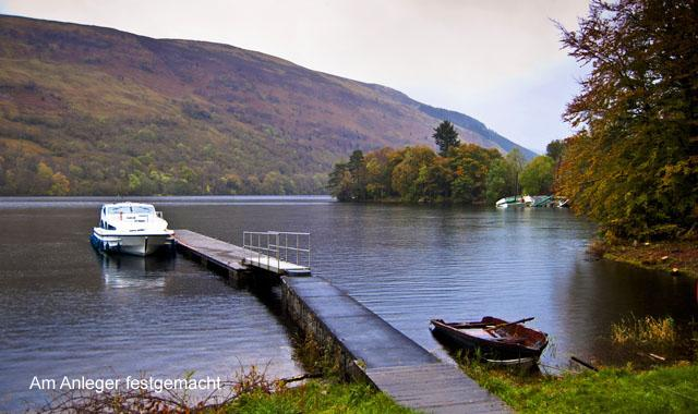 Anleger Caledonian Canal