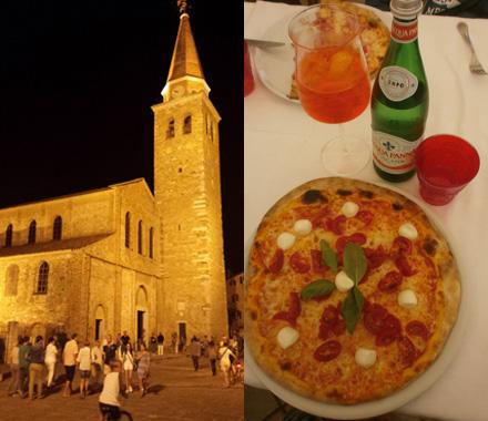 Kirche & Pizza