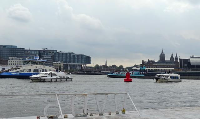 Holland auf dem Weg zum Six Haven