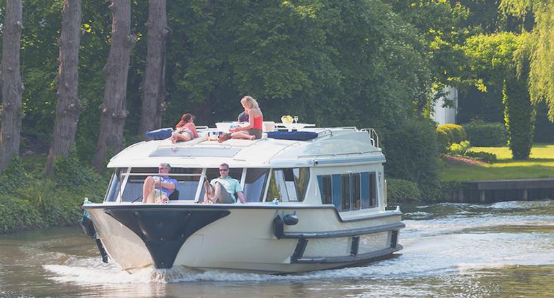Vision boat