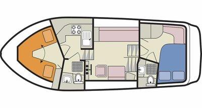 Deckplan der Consul
