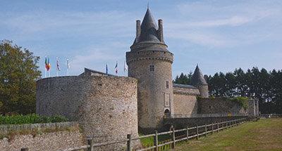 Blain in der Bretagne