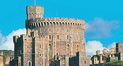 Schloss Windsor - Windsor Castle