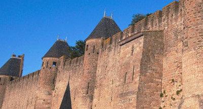 Mauern von Carcassonne, Canal du Midi