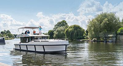Hausboot Horizon auf der Themse