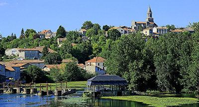 St-Simieux, Charente