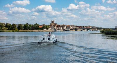 Hausboot Salsa im Burgund