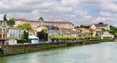 Charente, Frankreich