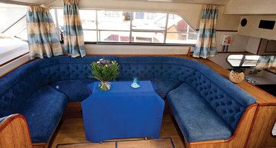 Salon des Hausbootes Grand Classique von Le Boat