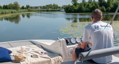 Le Boat team member