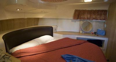 Bugkabine des Hausbootes Royal Mystique von Le Boat
