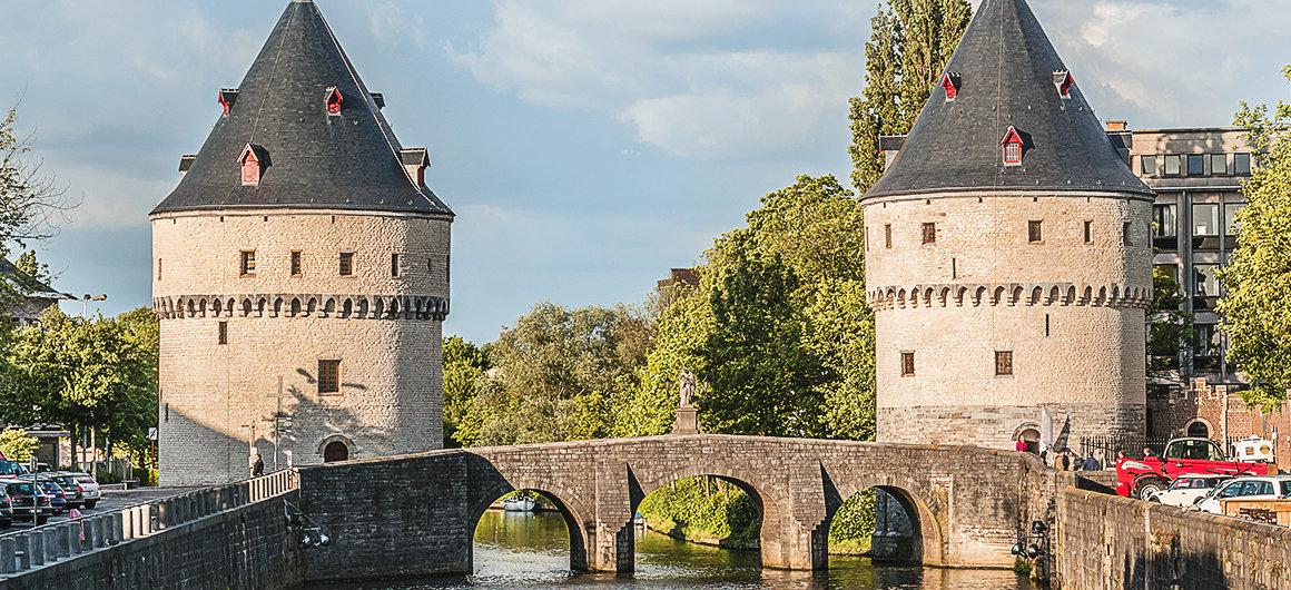 Broel Turm, Kortrijk