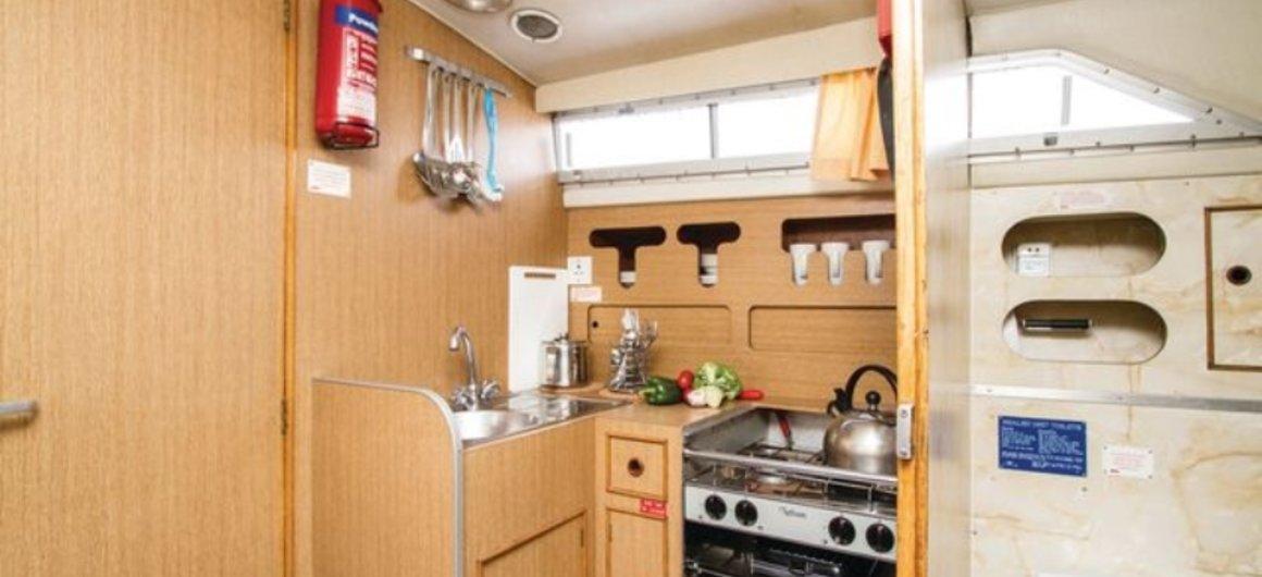 Cygnet WHS - Küche und Badezimmer