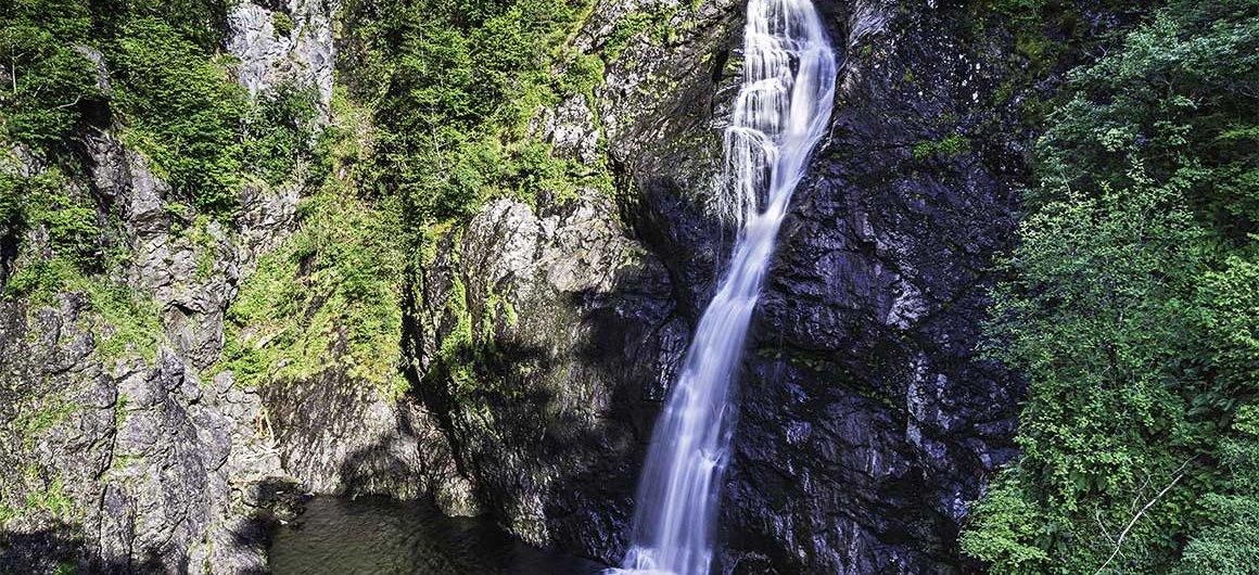 Falls of Foyers, Loch Ness