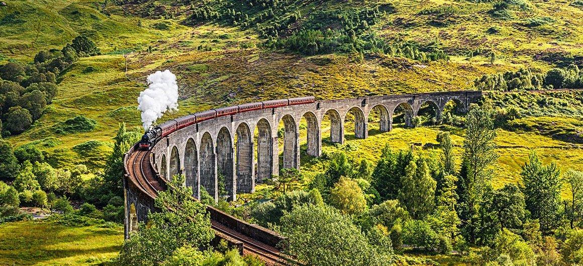 Eisenbahnviadukt Glenfinnan