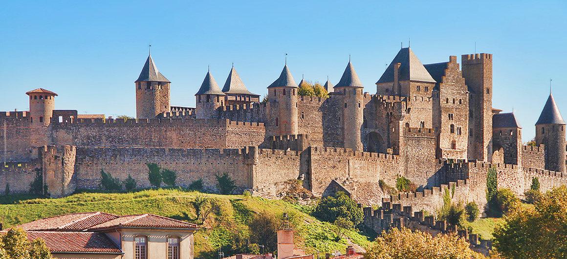 Historisches Carcassonne