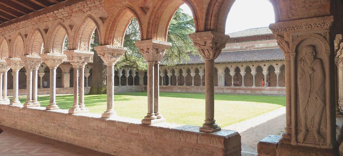 Kloster Moissac, Aquitanien