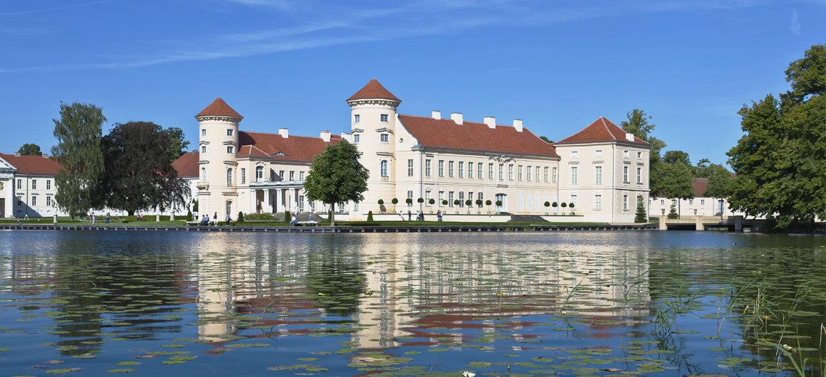 Schloss Rheinsberg, Deutschland
