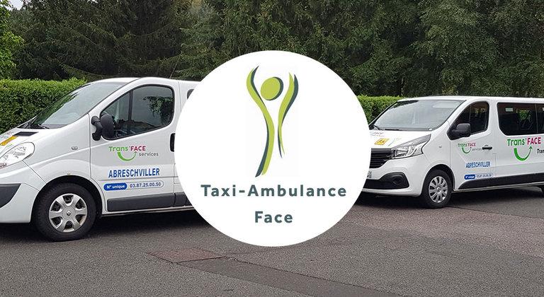Taxi-Ambulance Face