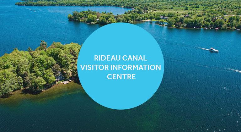 Rideau Canal Besucherinformationszentrum