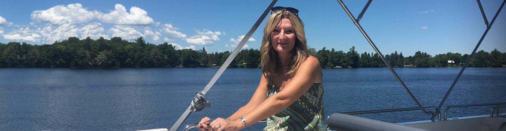 Cheryl Brown | Amministratore delegato | Le Boat