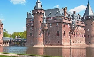 Schloss de Haar, Utrecht
