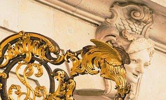 Die leuchtenden Dekorationen am Platz Stanislas