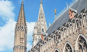 St. Martin in Ypern, Flandern