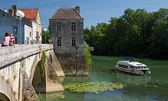 Hausboot Vision in Verdun-sur-le-Doubs