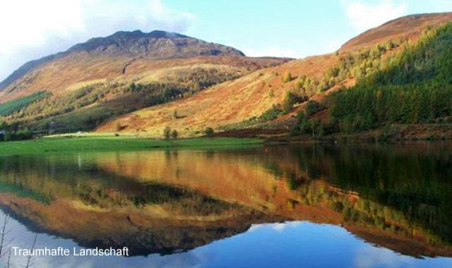 Landschaft Schottland